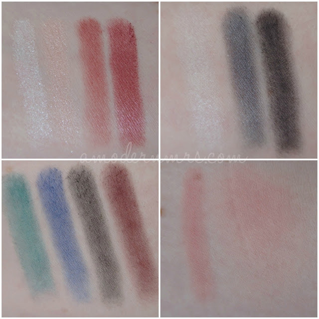 Review, Photos and Swatches of City Color Cosmetics Shadow and Blush Palettes — A Modern Mrs.