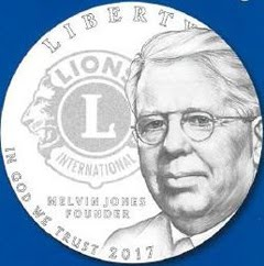 A LIONS COMMEMORATIVE COIN!