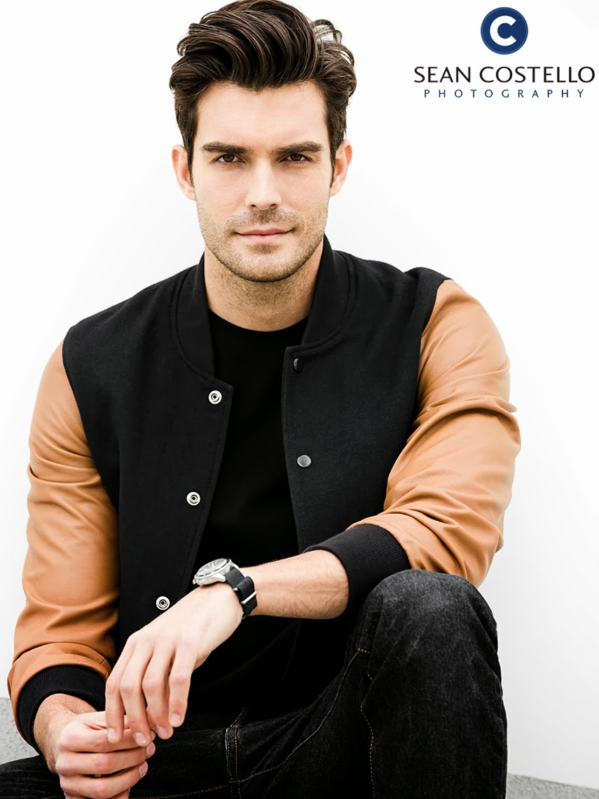 Ford Models test shoot with Peter Porte | Sean Costello Photography