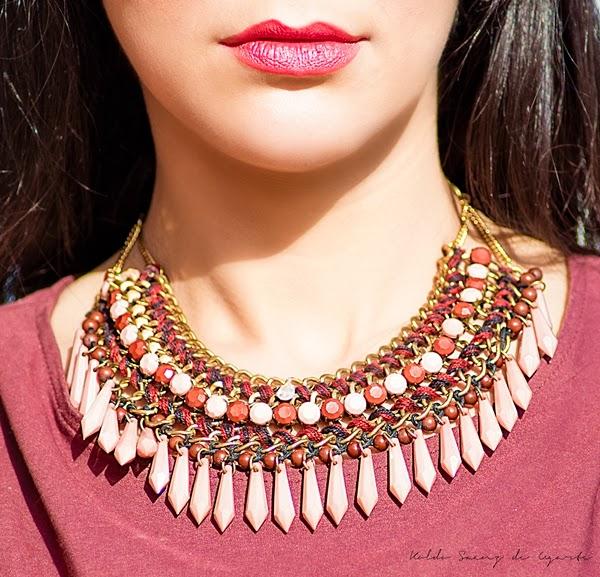 look do dia , colar zara , acessorios , max colar , shirley medeiros , super presumida, blogueira espanha, blogueira brasil , blogueira vitoria gasteiz ,