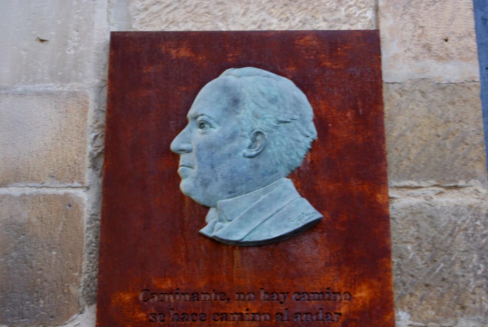 Baeza. Antonio Machado