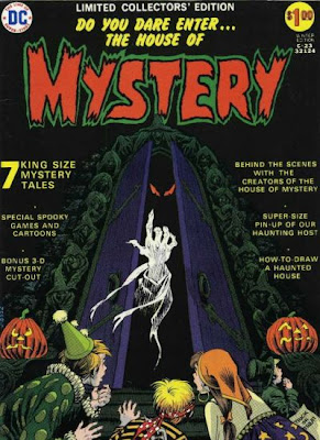 House of Mystery, DC Limited Collectors' Edition