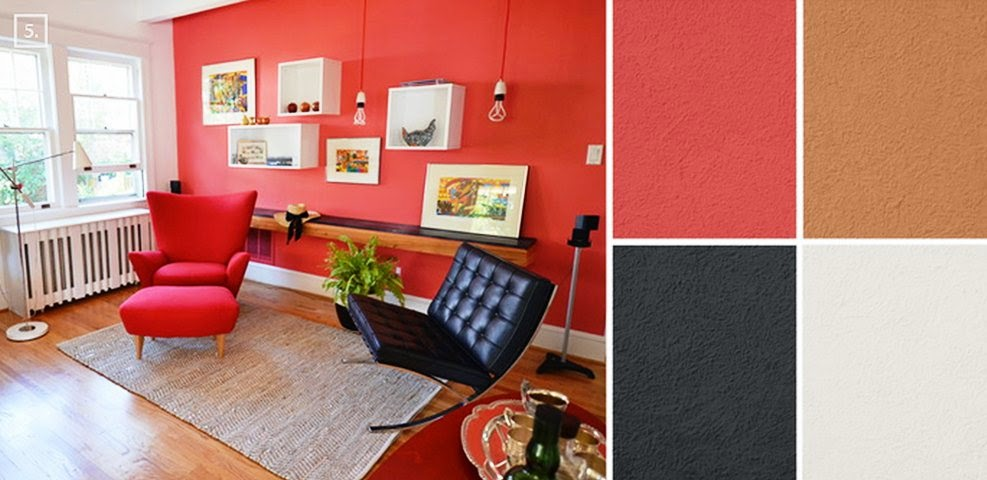 How To Match Paint Colors On Wall