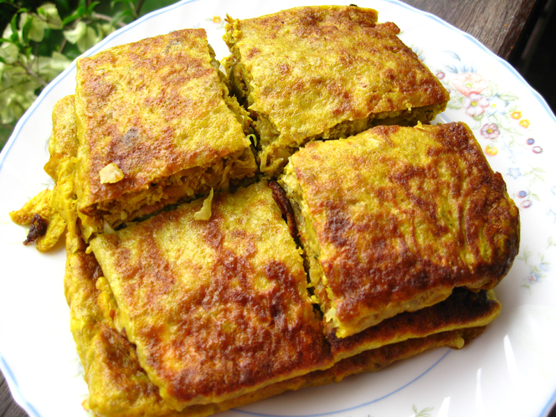 Food of malaysia the murtabak is popular malaysian food recipe but many visitors miss out on this murtabak treat because many eateries promote naan and tandoori chicken forumfinder Gallery