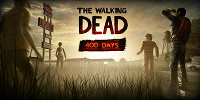 The Walking Dead: 400 Days DLC Announced