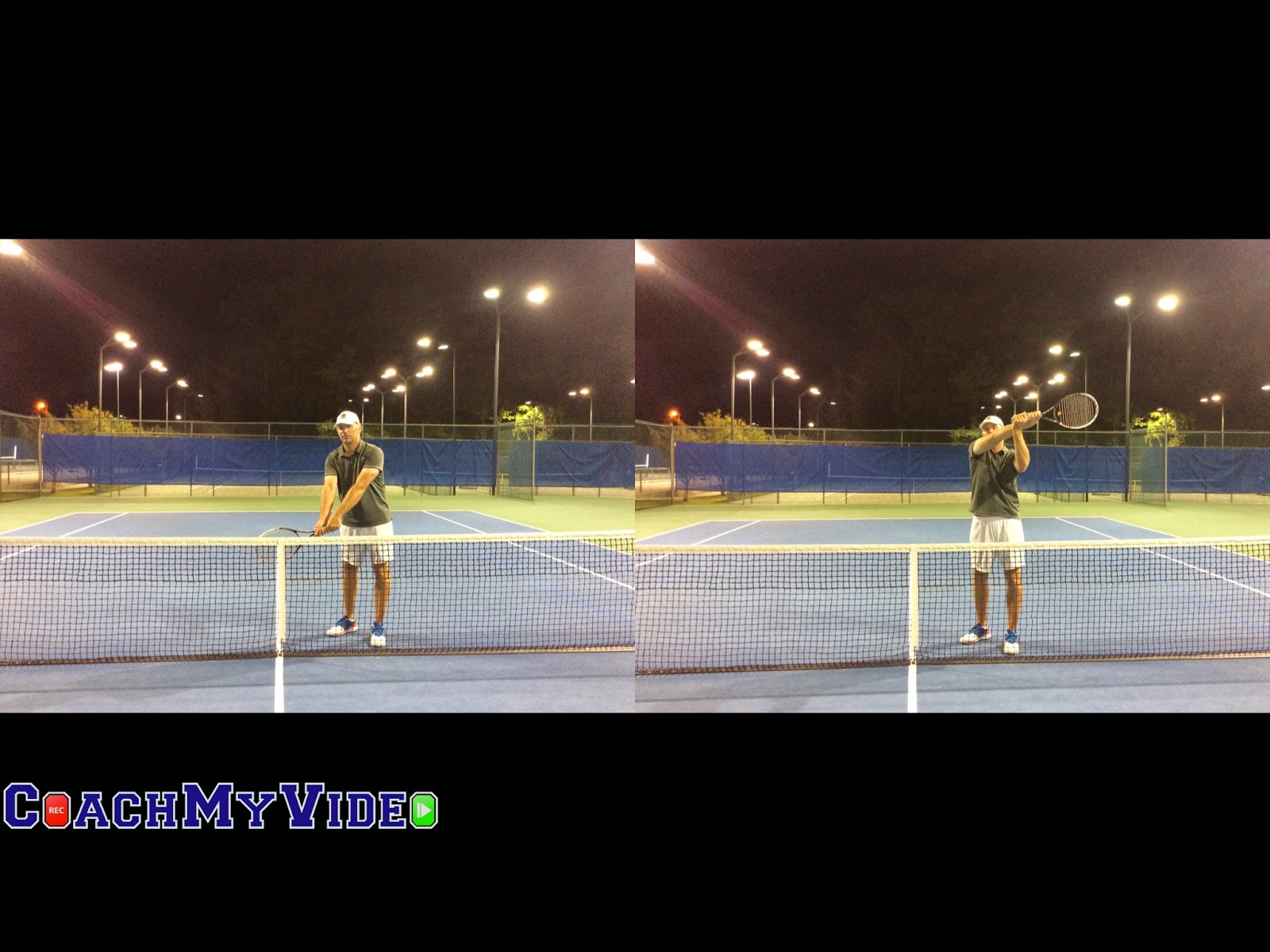 how to hit a backhand