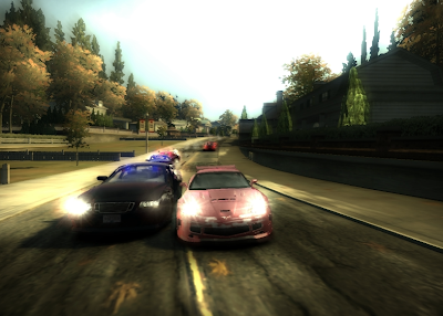 Need for Speed: Most Wanted (2005) screenshot 2