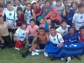 Campeones Uruguayos 7ma. 2010