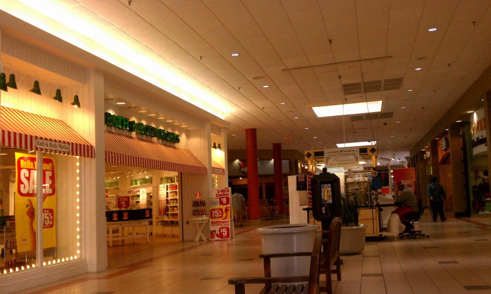 Shoe Store In Clearview Mall