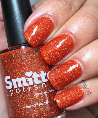 Smitten Polish Orange You Glad It's Pun-Kin Season?