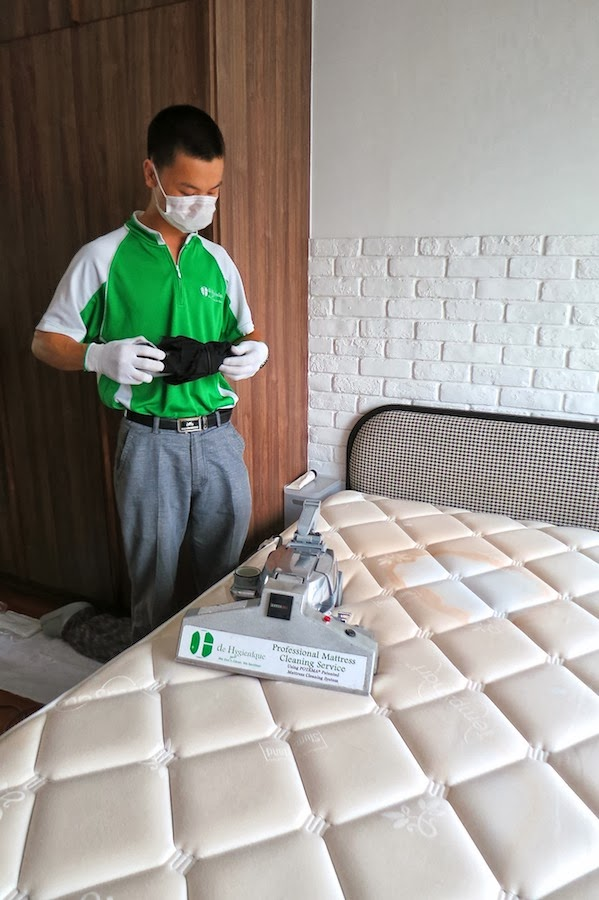 Reviewed De Hygienique Mattress and Sofa Cleaning Service