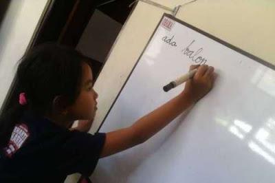 Empat Tahun, Usia Tepat Anak Belajar Calistung