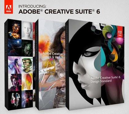 Adobe Creative Suite 6 mac OSX