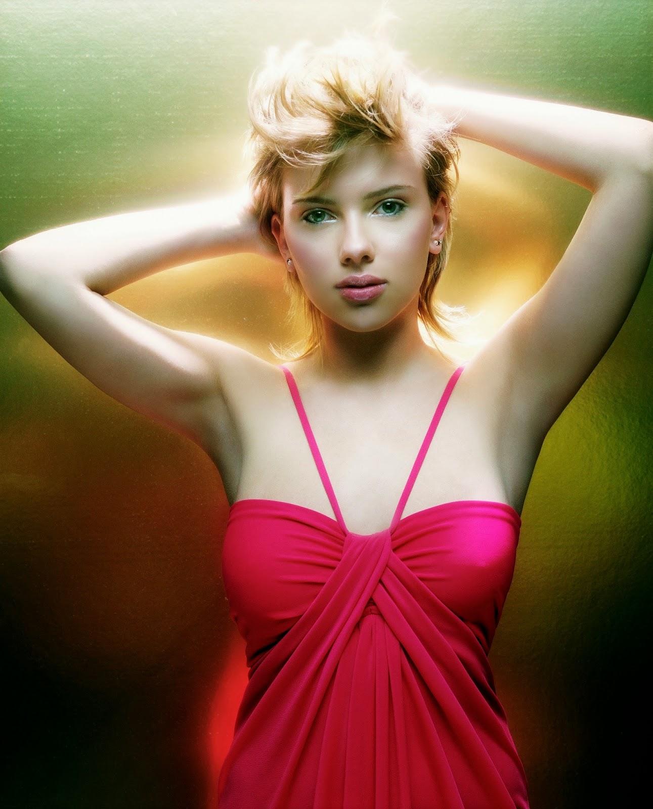 Scarlett johansson creo que el porno, como loc EL