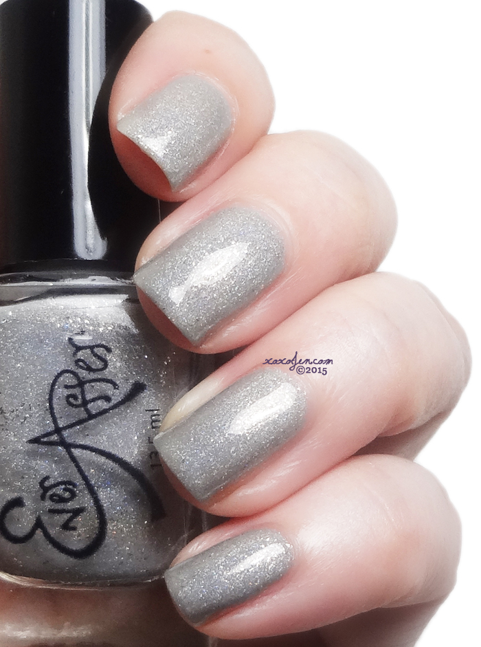 xoxoJen's swatch of Ever After 50 Shades