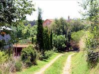 Camí d'entrada a Can Puig. Autor: Carlos Albacete