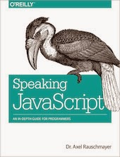Speaking JavaScript (my book)