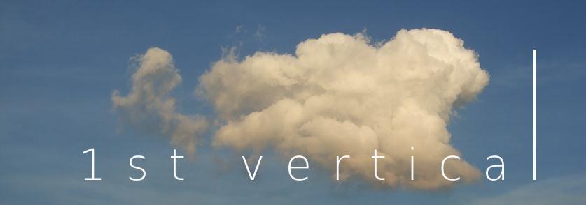 1st Vertical