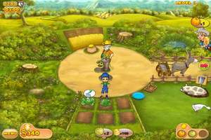 Farm Mania 2 Game Screenshot-2