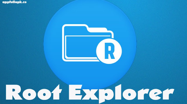 root file explorer apk