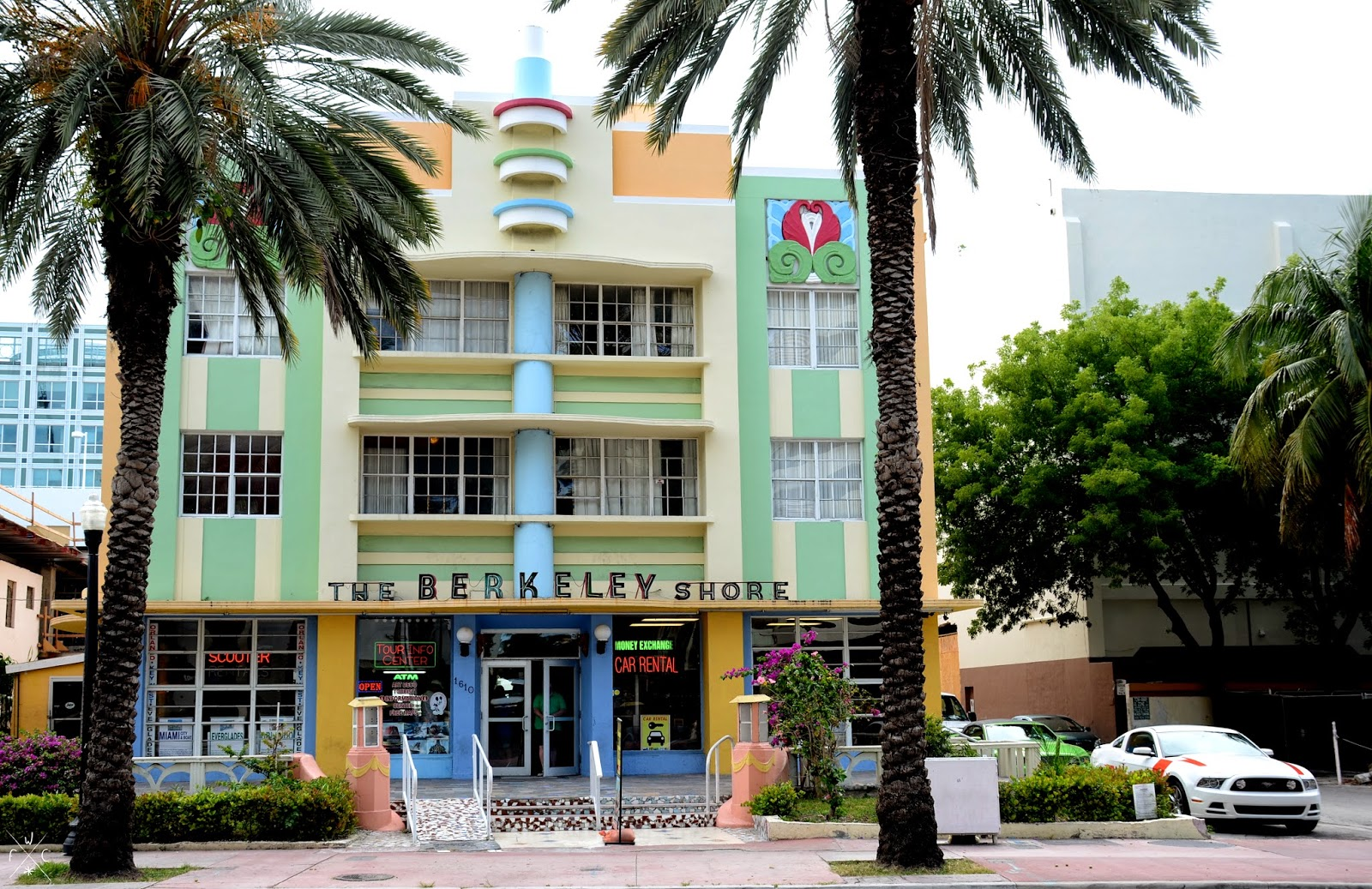 The Berkeley Shore - Miami Beach, Floride, USA - Art Déco