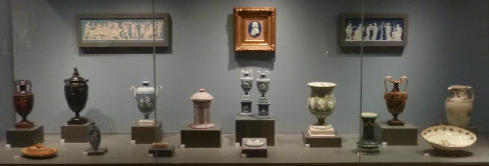 Wedgewood Vases