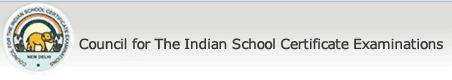 ISC 12th Class Result 2013