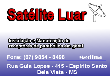 Satélite Luar