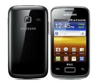 Harga handphone Samsung Galaxy Y Duos S6102