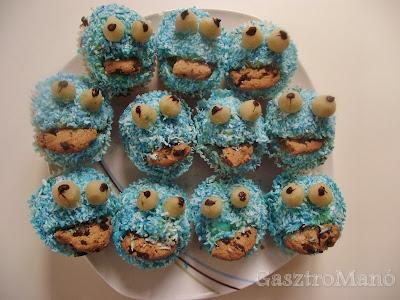 aranyos muffin gyerekeknek