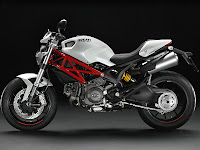 2013 Ducati Monster 796 gambar Motor 3