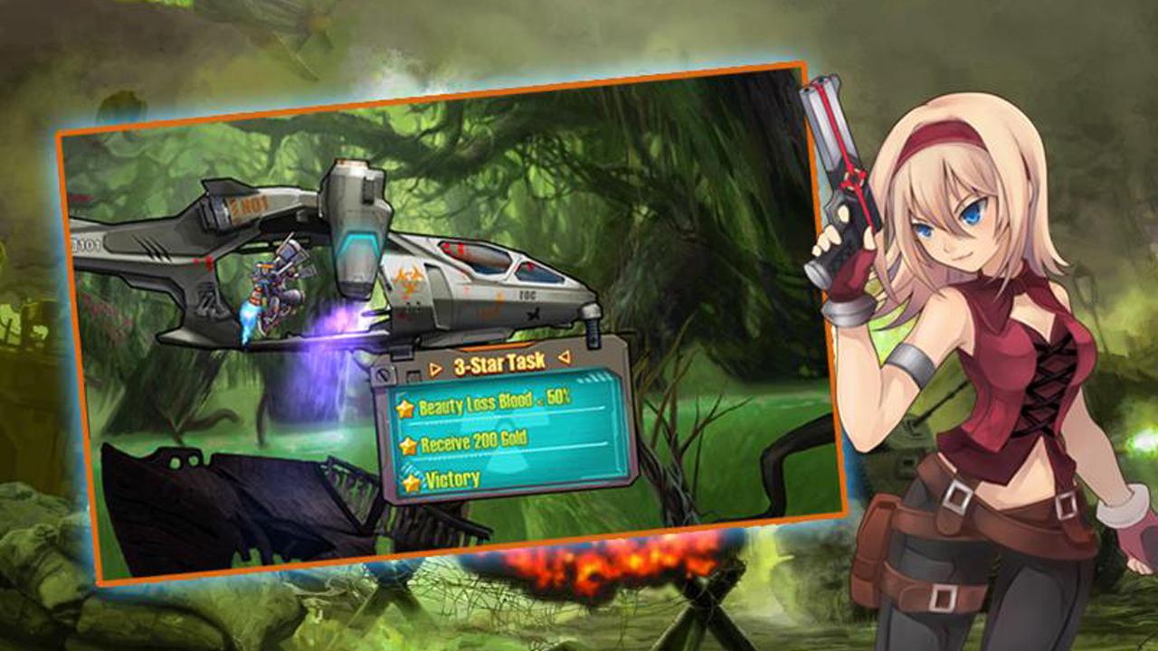 Zombie Hunter: Devil Crush Gameplay Android