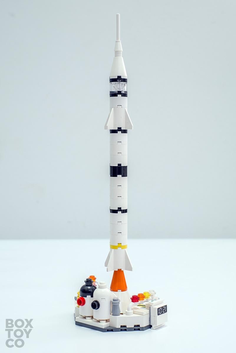 Схемы ракет из конструктора