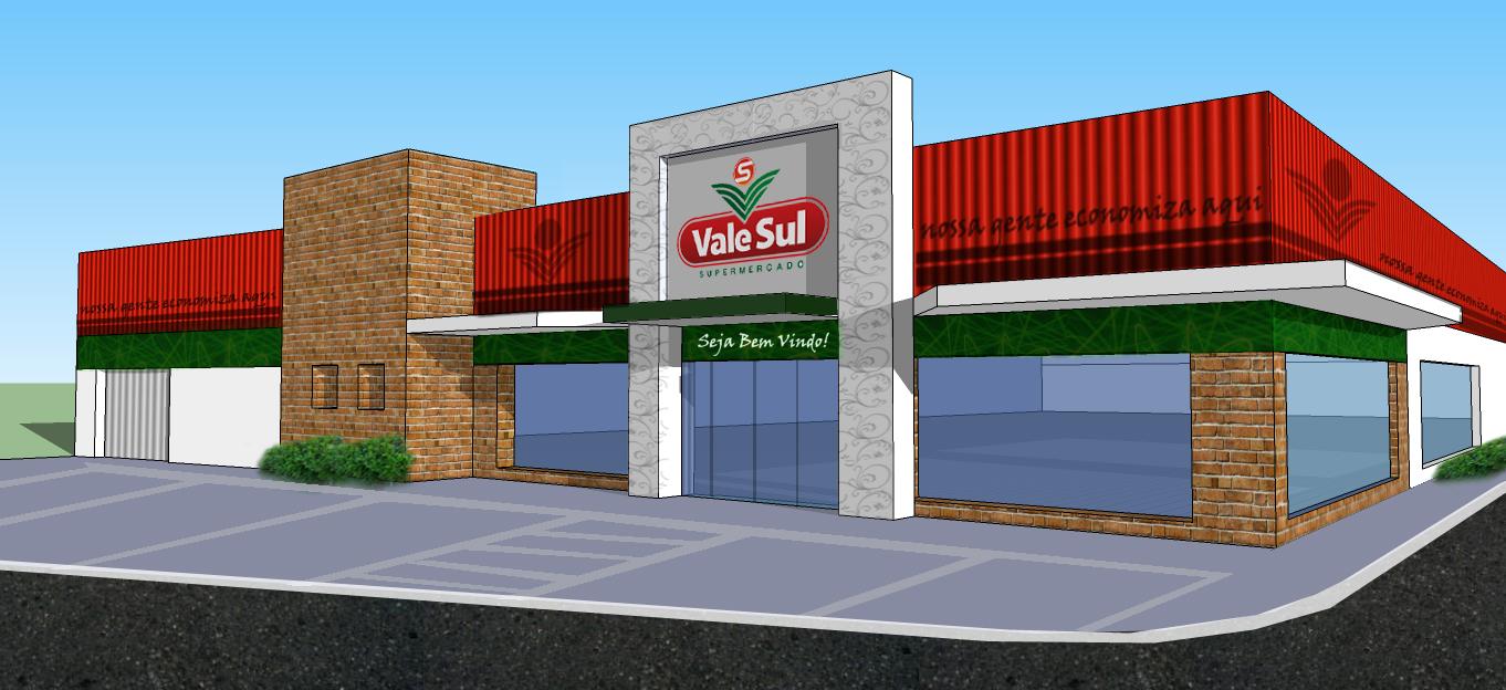 Projeto Para Supermercado A Casa Do Arquiteto