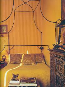 The peak of chic not so basic bedding for Elle decoration bed linen