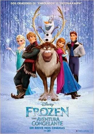 Frozen Uma Aventura Congelante – Dublado