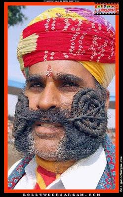 bigode grosso e grande