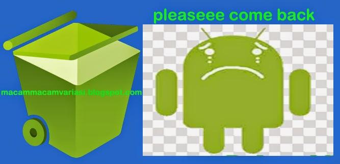 delete file android