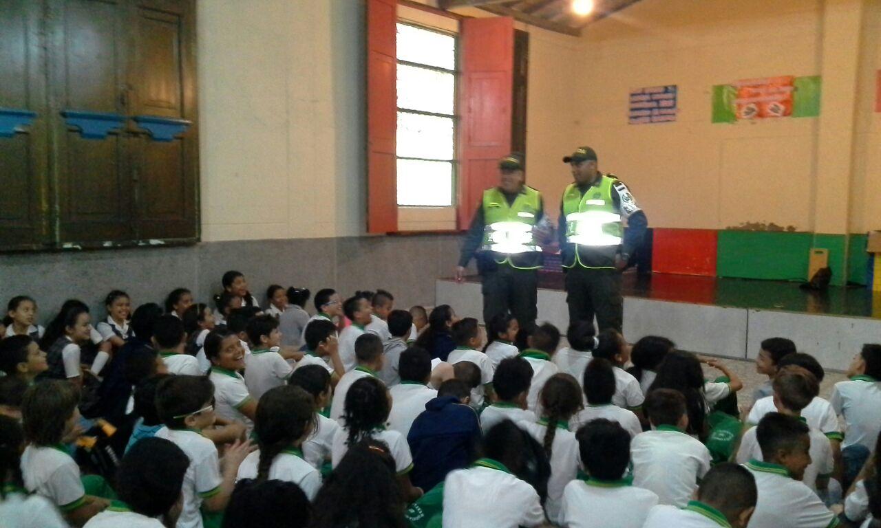 Evidencias Escuela como territorio de Paz
