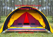 Tenda medium full deck