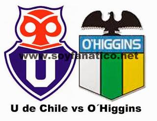 U de Chile vs O´Higgins Copa Chile 2015