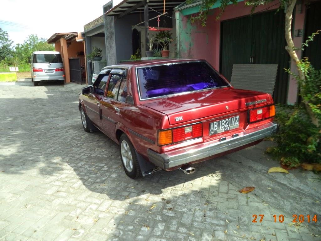 Dijual Corolla Dx 1982 Jogja Lapak Mobil Dan Motor Bekas
