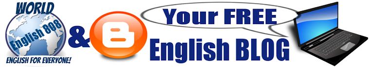 Learn English for FREE! Communicate with the world