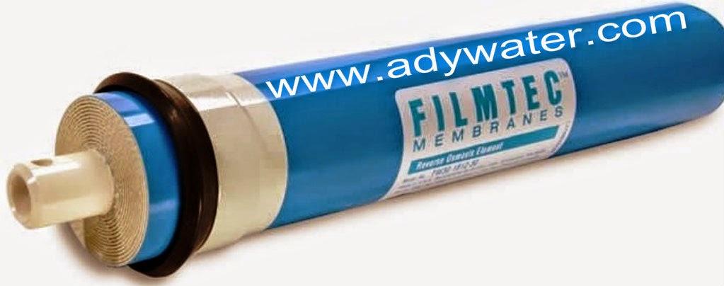 Pengolahan Air Asin Atau Payau Dengan Sistem Osmosis Balik | Jual Filter Air - Membran RO