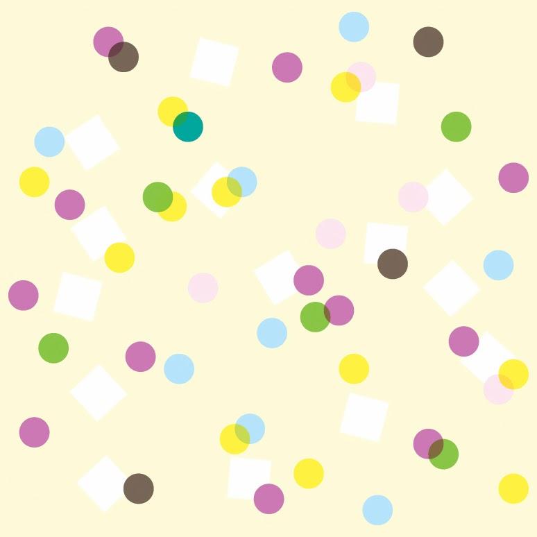 Confetti - Tropical Fusion - Onneke van Waardenburg