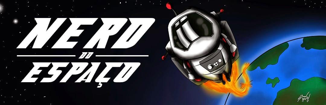 Nerd do Espaço | Podcast, Livestream, Gameplay e muito mais