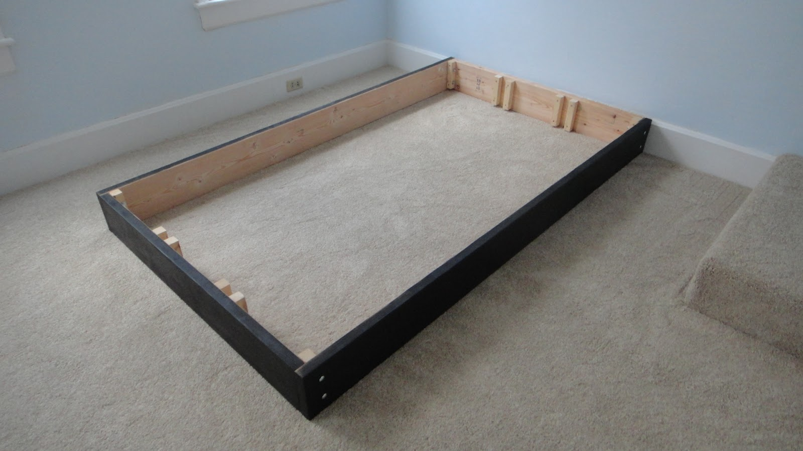 Build A Platform Bed With Drawers | Search Results | DIY Woodworking ...