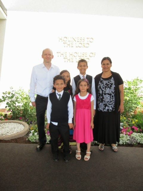 Elder Haynie Family