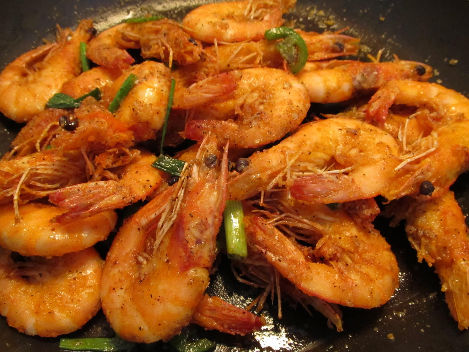 Simple Salt And Pepper Shrimp Recipes — Dishmaps