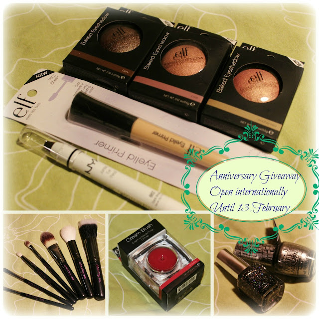 Beauty from Liz's International Giveaway